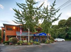 Best Western Woodbury Inn، فندق في وودبري