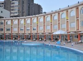 Lamar Cairo, отель в Каире