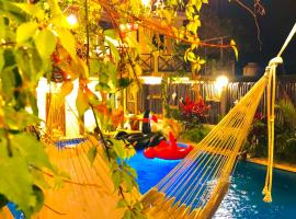 Hotel Jaiba Mahahual - Adults Only, hotel in Mahahual