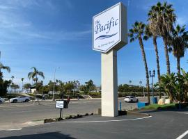 The Pacific, motel in San Diego
