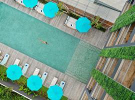 Citadines Berawa Beach Bali, serviced apartment in Canggu