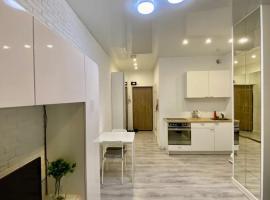 Студия на Есенина, апартаменты/квартира в Сургуте