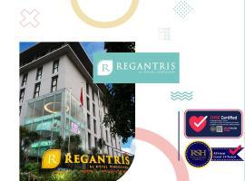 Regantris Hotel Surabaya by Royal Singosari, hotel in Surabaya
