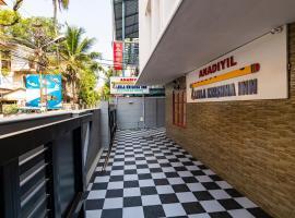 ANADIYIL LEELAKRISHNA INN, hotel en Kochi