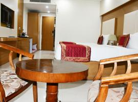 HOTEL ANAND INTERNATIONAL, hotel in Bodh Gaya