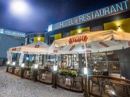 Hotel Gordon – hotel w pobliżu miejsca Lotnisko Chopina w Warszawie - WAW w Warszawie