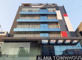 Alana Townhouse, hotel in Vijayawāda