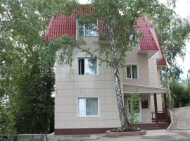 Hotel Red Dog, hotel in Gorno-Altaysk