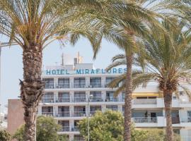 Hotel Amic Miraflores, отель в Кан-Пастилье