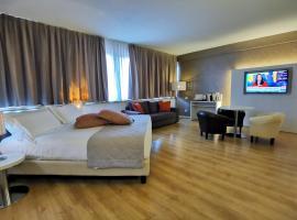 Hotel President, hotel a Prato