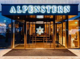 Hotel Alpenstern, hotel in Damuls