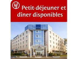 Novotel Nantes Centre Bord de Loire, hotel near Nantes Atlantique Airport - NTE, Nantes