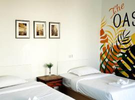 Oasis Boutique Hotel, отель в Сиануквиле