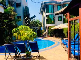 Green Mountain Hotel, hotel in Arusha