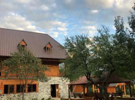 Logu i Harushave, farm stay in Theth