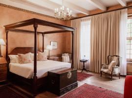 Cape Heritage Hotel, hotel v destinácii Kapské mesto