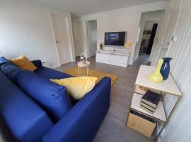BNB Central Apartment Stavanger @Nicolas 5, feriebolig i Stavanger