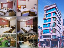 The Avenue Hotel Ballygunge, hotel in Kolkata