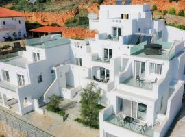 Miracle View Villas, self-catering accommodation in Agios Nikolaos