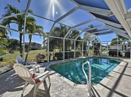 Sunny Marco Island Oasis Less Than 2 Miles to Beach!, holiday home in Marco Island
