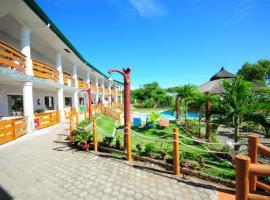 Harmony Hotel, hotel in Panglao Island