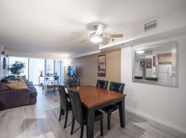 Penthouse Suite on the Strip, serviced apartment in Las Vegas