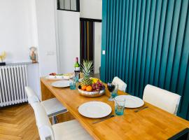 2 Bedroom Apartment - Hyper Center - Kitchen Tramway - Air conditioning, apartment in Nice