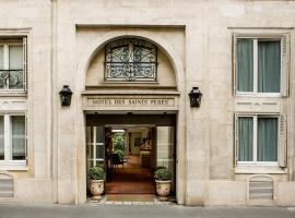 Hotel Des Saints Peres - Esprit de France, hotel near Saint-Sulpice Church, Paris