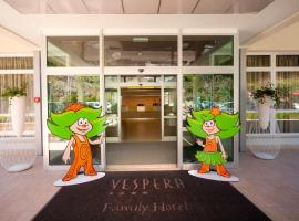 Family Hotel Vespera, hotel in Mali Lošinj