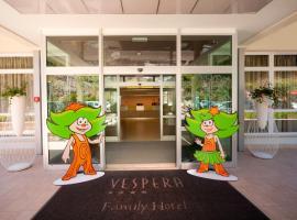 Family Hotel Vespera, hotel u Malom Lošinju