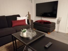 BNB Central Apartment Stavanger @Nicolas 4, feriebolig i Stavanger