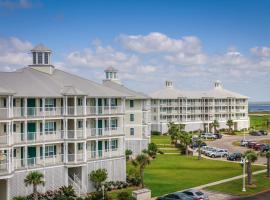 Holiday Inn Club Vacations Galveston Seaside Resort, an IHG Hotel, hotel en Galveston