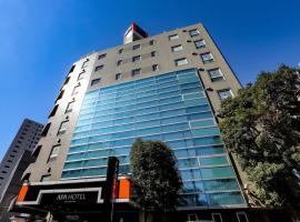 アパホテル〈千葉中央駅前〉、千葉市のホテル