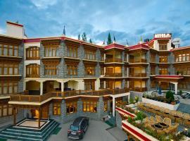 Ladakh Residency, hotel in Leh
