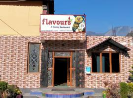"""Flavours Restaurant And Resort """" A unit of sidhbali restaurant """", luxury tent in Lansdowne"""