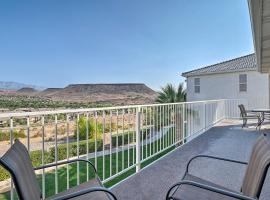 Condo with Resort Amenities, by Dtwn St George, vacation rental in St. George