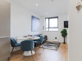 Nice And Cosy Studio In The Canter Of Slough!, apartment in Slough