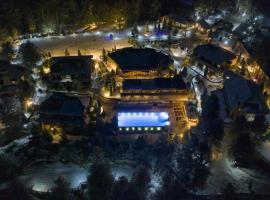 Aurora Resort & Spa, hotel u Berovu