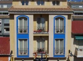 Hotel Mar Azul, hotel en El Campello