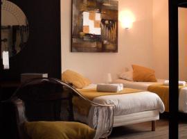 Hotel Le Derby, отель в Кемпере