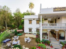 Hotel Gorbandh - Step into Luxury, hotel in Mount Ābu
