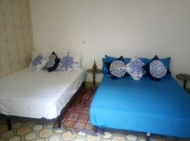 Riad Alpha House Marrakesh, hotel near Le Jardin Secret, Marrakesh