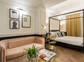 Villa Brown Ermou hotel a member of Brown Hotels, hotel in Syntagma, Athens