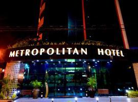 Metropolitan Hotel, hotel in Teresina