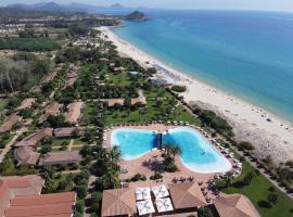 Hotel Garden Beach, hotel near Cala Sinzias, Castiadas