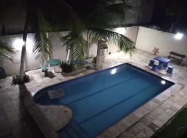 Pousada Jangadas do Cumbuco, hotel with pools in Cumbuco