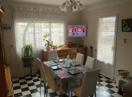Villa Magaly T3, apartment in Valras-Plage
