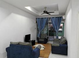 Kenyalang Miri Homestay, apartment in Miri