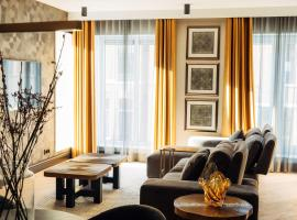 THE CAPITAL Short Stay Apartments, apartment in Leeuwarden