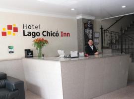 Hoteles Bogotá Inn Lago Chico, hotel cerca de Andres Carne de Res DC, Bogotá